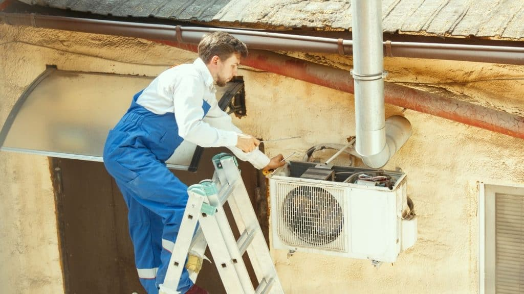 about us blue national HVAC