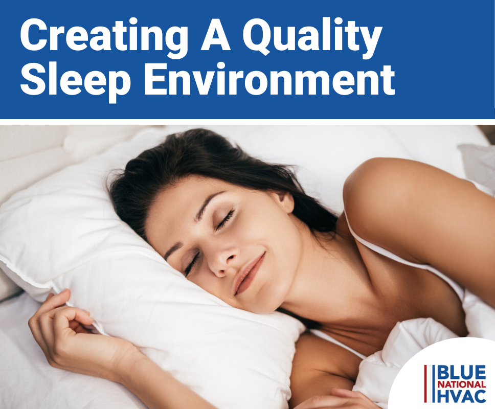 Creating A Quality Sleep Environment