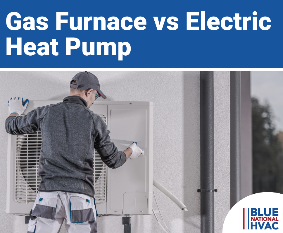 Gas Furnace vs Electric Heat Pump
