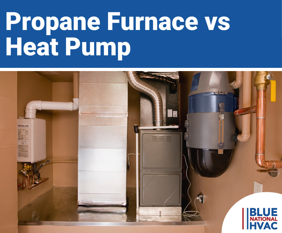 Propane Furnace vs Heat Pump?