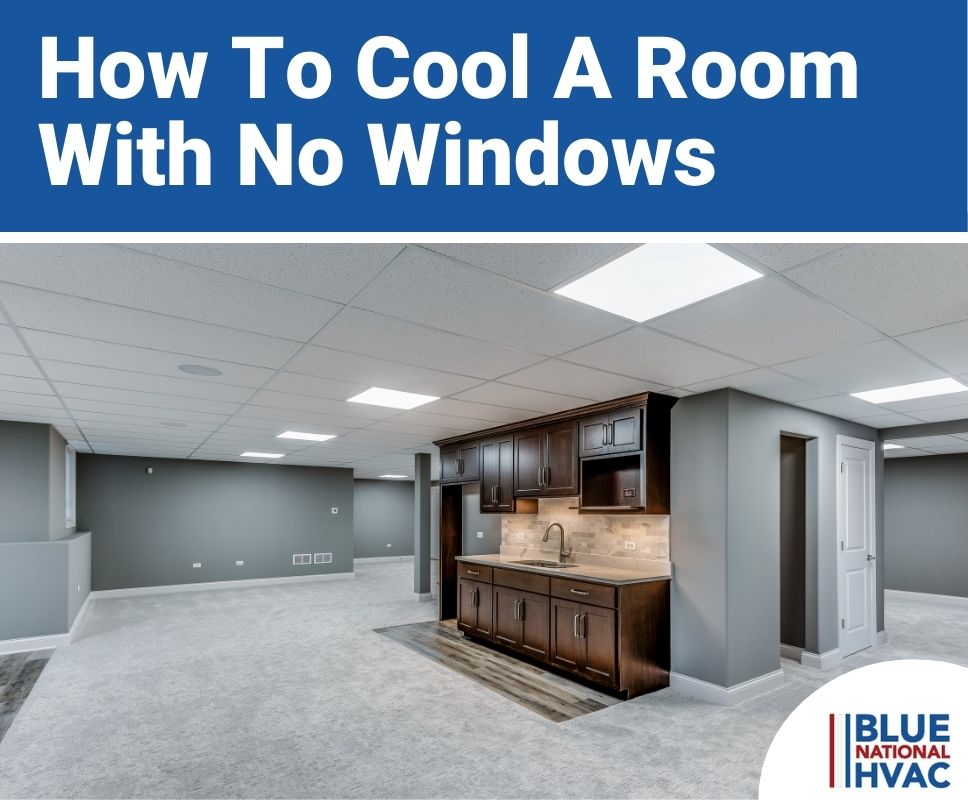 Cool A Room With No Windows
