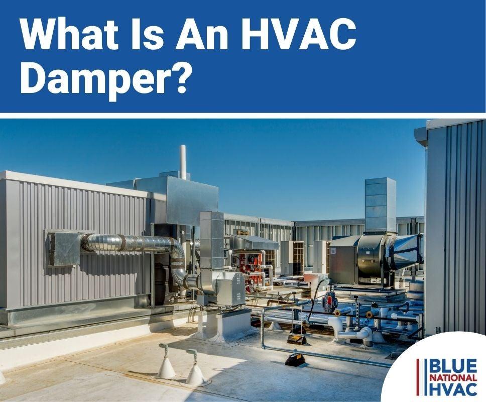HVAC Damper