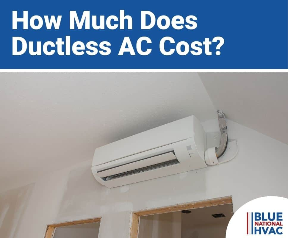 How Much Does Ductless AC Cost