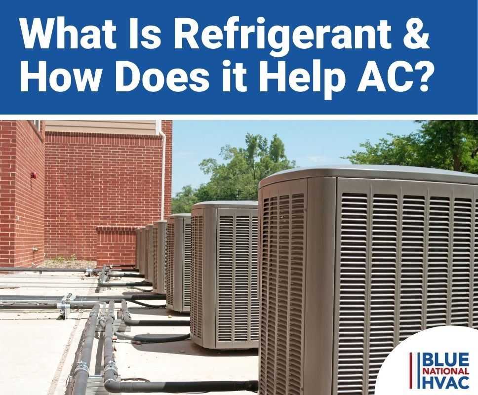 What Is Refrigerant & How Does it Help AC